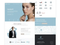 Plastic Surgery Site Homepage