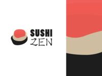 Sushi Zen Restaurant Logo