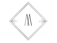 art deco monogram wip