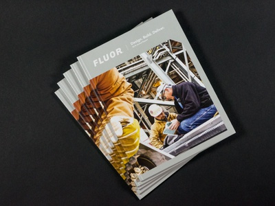 Fluor 2015 Annual Report print annual report