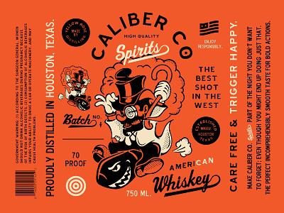 AmeriCAN Whiskey branding whiskey typography illustration