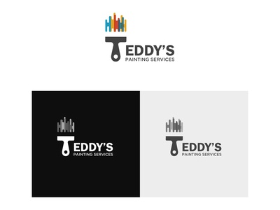 Teddy's Painting Services Logo
