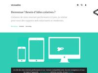 Vtcreative redesign