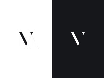 v mark + process