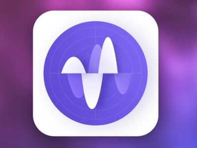 Voice Chat app icon app icon design