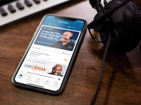 Dave Ramsey Show app UI refresh