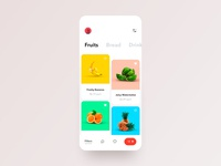 Grocery Delivery iOS App