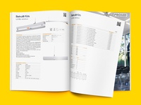 Product Catalog / Brochure