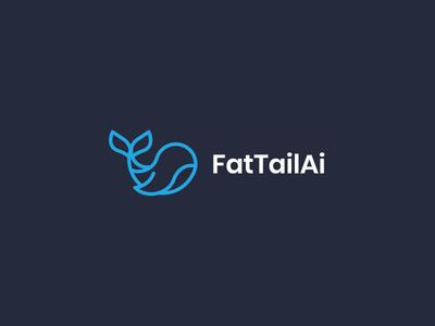 FatTailAi Logo Design