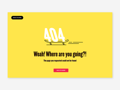 100 days of UI – 404