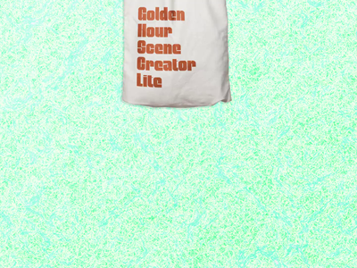 Tote bag mock up using Golden Hour Scene Creator Lite animated mock up creator scene builder scene creator mock up builder houseplant houseplants animated shadows creative market organic shapes animated plants organic shadow shadows after effects animation after effects animation