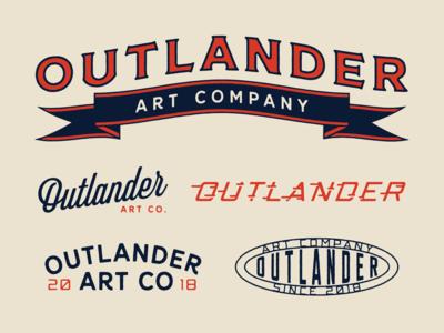 Outlander Art Company