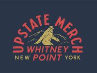 Upstate Merch 'Squatch