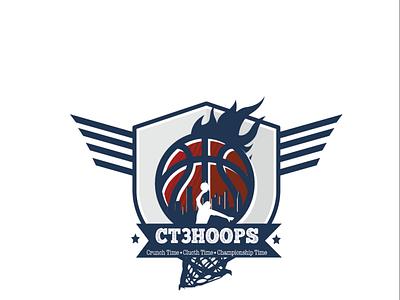 Basketball logo retro basketball sports logo logo illustrator