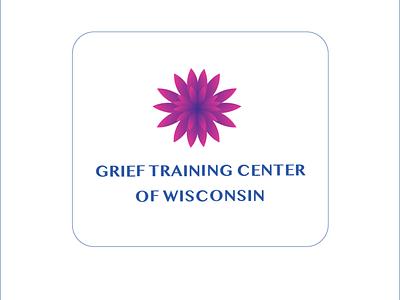 grief carnation purple logo flora flower pink logo purple logo carnation grief logo