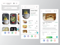 Food Delivery app -Order Page