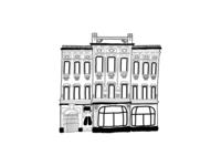 Illustration for the Tsarchitektor Creative Center