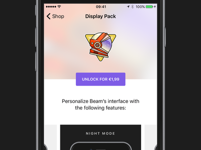 Beam 2 store shop reddit beam awkward iphone ios