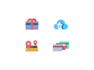 Giftcard Icons