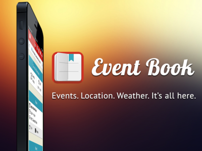 Event Book Poster #3