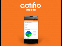 Actifio Mobile Android Poster