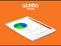 Actifio Mobile iPad Poster #2