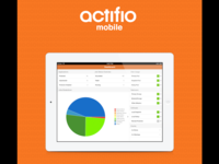 Actifio Mobile iPad Poster #3
