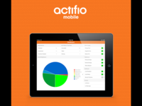Actifio Mobile iPad Poster #4