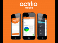 Actifio Mobile - iPhone Poster