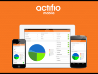Actifio Mobile Poster
