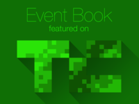 Event Book Featured On TechCrunch!
