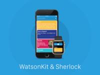 WatsonKit + Sherlock