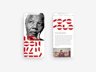 Nelson Mandela – mb