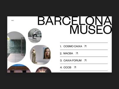 Barcelona Museo