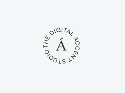 The Digital Accent Studio - Logo