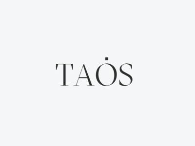 TAOS - Logo and Brand identity