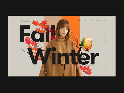 Bougessa Fall & Winter