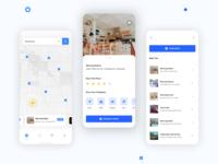 Store Explorer App