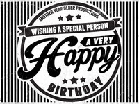 Wishing a Special Person...