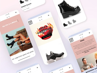 Extreme shoes ecommerce woocommerce ecommerce webdesign elementor wordpress