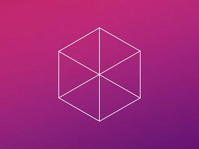 Solid One geometry style logo identity branding