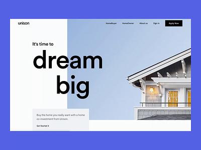 Unison Product Detail Page uxui web design unison