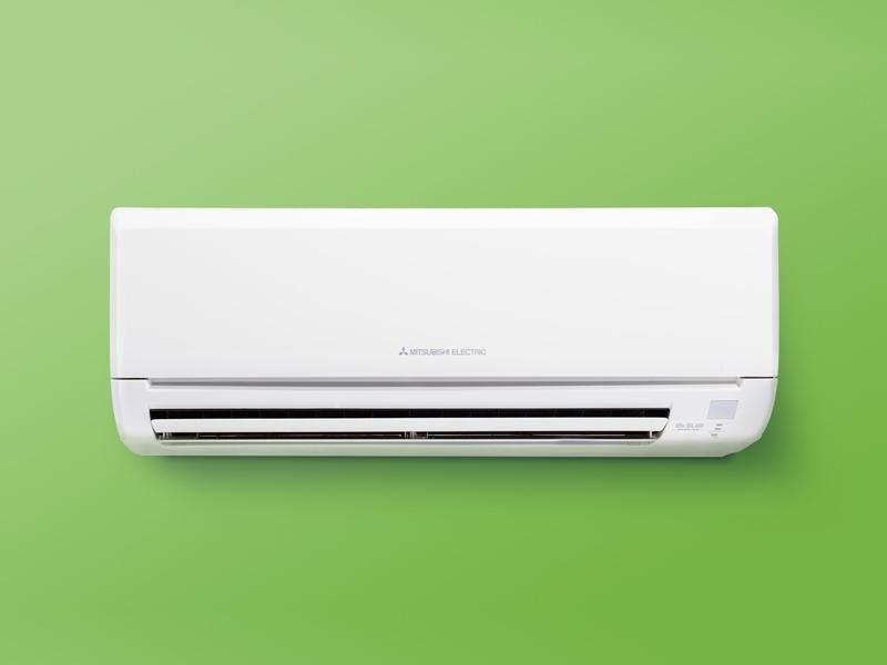 Heat Pump photography product green wall unit heat pump