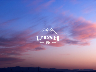 Utah Brand Logo logo brand photo location utah