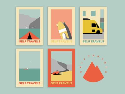 Self travels