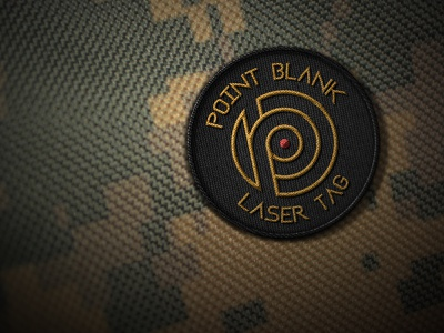 Point Blank blank piont tag laser baltic europe style nordblaze mind logo inside design creative corporate commercial branding brand
