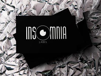 Insomnia Label eye saint petersburg insomnia label music build vector baltic europe style nordblaze mind logo inside design creative corporate commercial branding brand