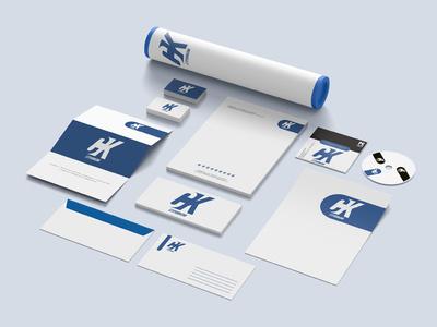 Stroikom illustrator work russia graphic identity building vector europe baltic style nordblaze mind logo inside design creative corporate commercial branding brand