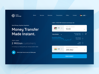 Finance Dashboard flat icon web design app ux ui