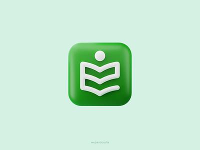 Educational Job Board Logo - Era Teachers illustration il vector design ui ux educational icon typography logo branding